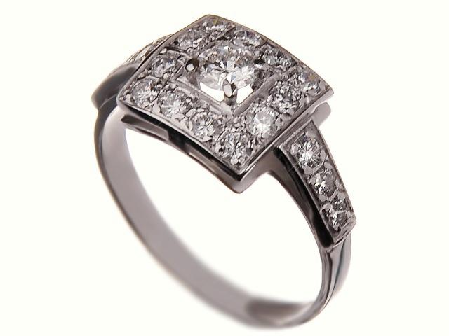 Briliantový prsten 32807
