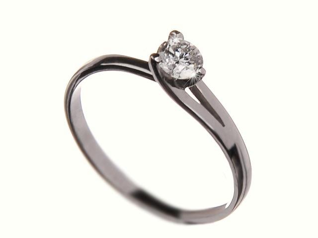 Briliantový zásnubní prsten Briline 8907