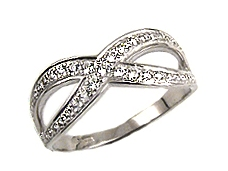 Briliantový prsten 39907