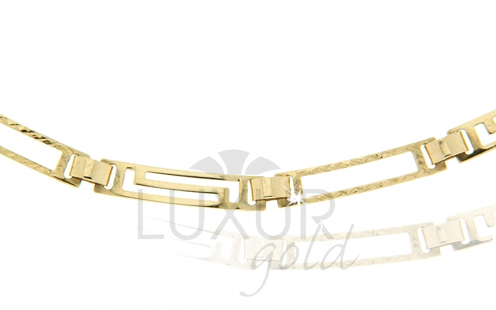 Zlatý náhrdelník 1440254-0-45-0