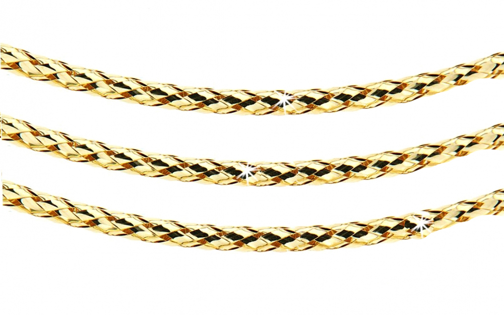 Zlatý náhrdelník Briline1348132-0-42-0