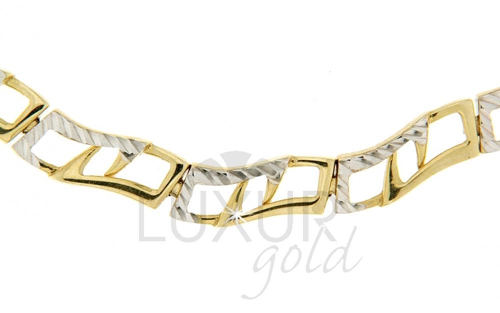 Zlatý náhrdelník Briline1440102-5-50-0