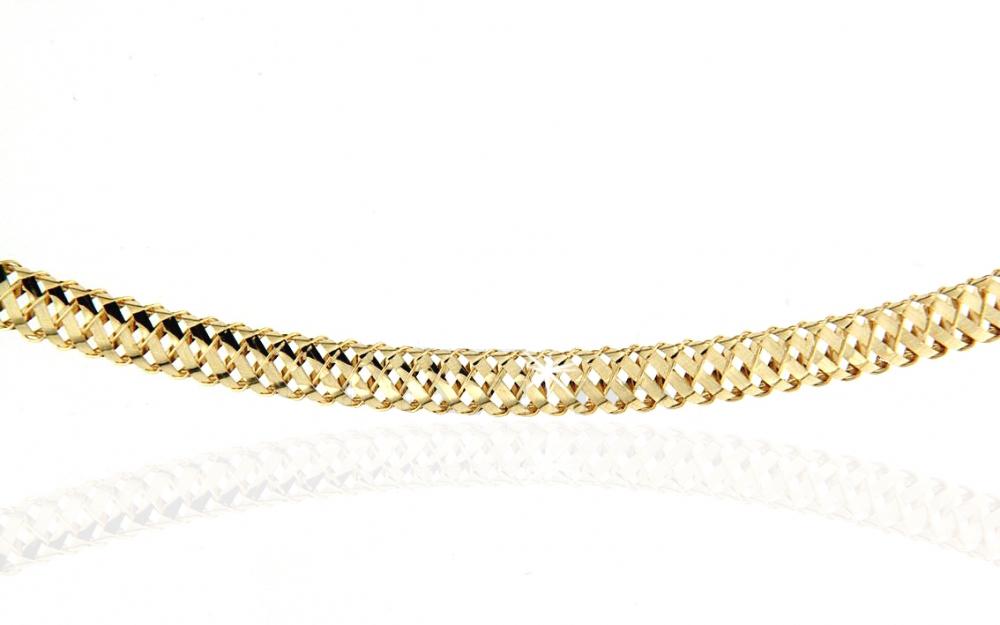 Zlatý náhrdelník Briline1348101-0-48-0