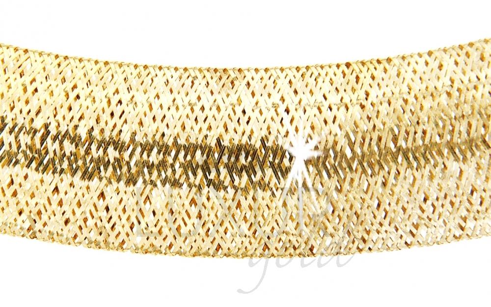 Zlatý náhrdelník Briline1348085-0-45-0