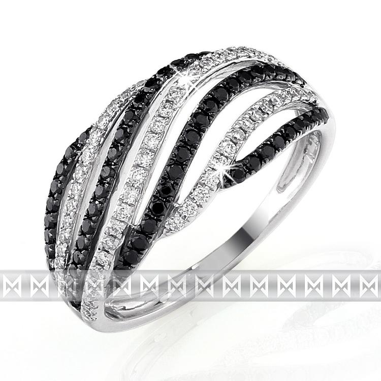 Luxusní briliantový prsten 3861479