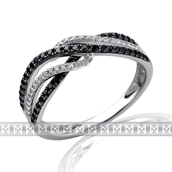 Luxusní briliantový prsten 3861470