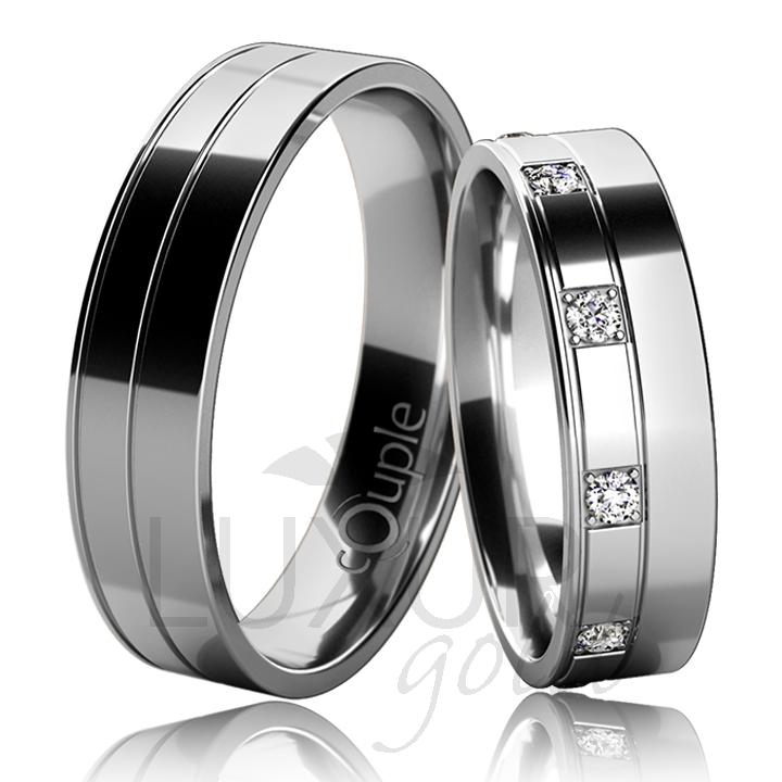 Snubní prsten řady MAURICIUS C5UE1pr