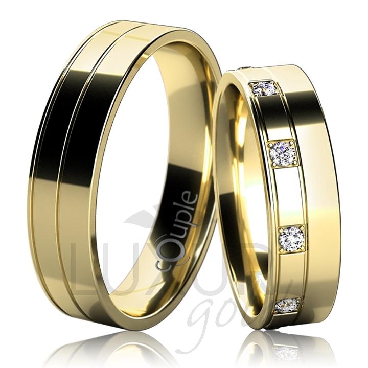 Snubní prsten řady MAURICIUS C5UE1zpr
