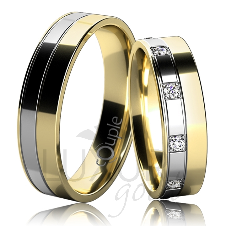 Snubní prsten řady MAURICIUS C5UE1zbpr