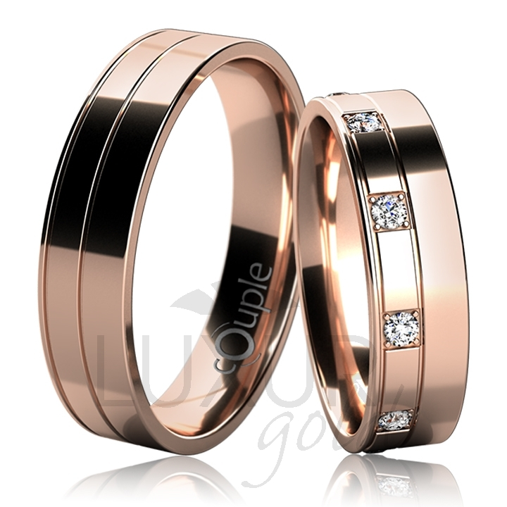 Snubní prsten řady MAURICIUS C5UE1cpr