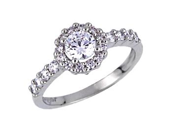 Luxusní briliantový prsten 4043807