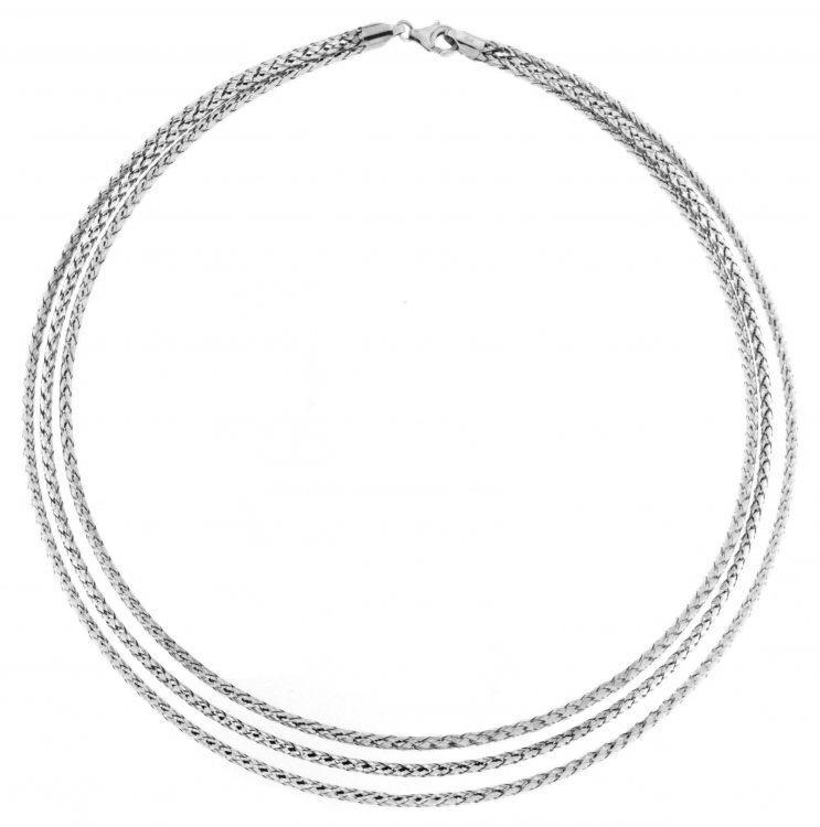 Zlatý náhrdelník Briline 1398133/42cm
